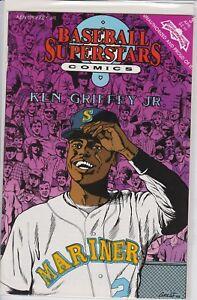 1992 KEN GRIFFEY JR BASEBALL SUPERSTARS COMIC BOOK
