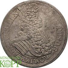 WAL034) RDR LEOPOLD I., 1657-1705 Taler 1695 Wien