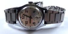 """Herren Armbanduhr """"Armstrong"""",Handaufzug,Werk läuft,Altersspuren,made in GDR"""