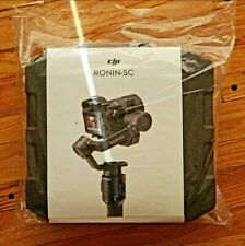 DJI Ronin-SC Gimbal Handheld 3-axis Stabilizer for Mirrorless Cameras SEALED