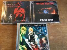 MYLENE FARMER [6 CD LIVE] avant que l 'ombre... à Bercy + No 5 Tour + Live a Bercy