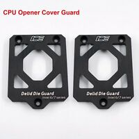 ICE CPU Opener Open Cover Delid Die Guard For LGA115X Intel4 6 Serie 7700K 8700K