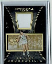 Kevin McHale 2015-16 Panini Black Gold Jersey Card /25