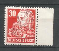 DDR  335 vaXII SR postfrisch Köpfe II  tiefst geprüft  Schönherr