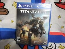 Playstation 4  Titanfall 2 Game BRAND NEW SEALED