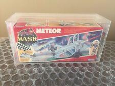 M.A.S.K 1987 METEOR Series 3 MASK AFA Q-85 NM+ Kenner