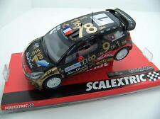 SCALEXTRIC A10208S300 Citroen DS3 WRC Loeb-Elena 1/32 New