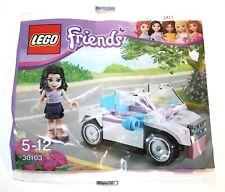 LEGO® Friends 30103 Emmas Auto Polybag NEU OVP MISB 2012