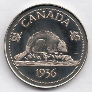 Canada Edward VIII 1936 Crown Cupronickel 38 mm