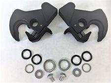 Quick Release Mounting Docking Latch Kit For Harley Davidson Sissy Bar Tour Pak