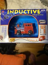 Gold Light Inductive Car 777-005 Train 43627 Fangle Stem Educational Toy New