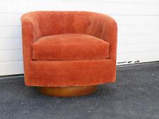 Mid Century Modern Half Swivel Living Bed Room Side Chair 8929