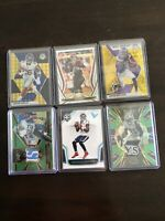 Joe Burrow /399, Justin Jefferson /10, Tua Tagovailoa + 1 Auto Re Packs- Read