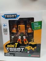 TOBOT Mini T Young Toys Very Rare NEW / SEALED
