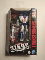 Transformers Siege Generations War for Cybertron Deluxe Mirage Action Figure
