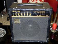 Amplificatore combo Roland DAC 15D + effetti delay micro cube kc gx x chitarra