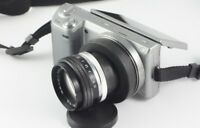 TILT PORTRAIT MACRO CREATIVE LENS F/1.8 50mm SONY NEX A7 E 6000