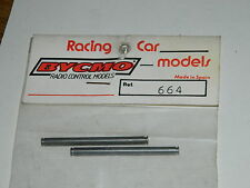 vintage BYCMO 664 radio control models RACING CAR axe 53mm