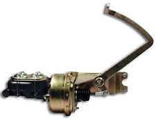 """Ford T bucket frame mount 8"""" power brake booster & disc brake master cylinder"""