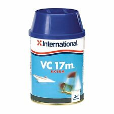(79,87€/l) International Antifouling VC 17m EXTRA 750ml 0,75 Liter graphit/grau