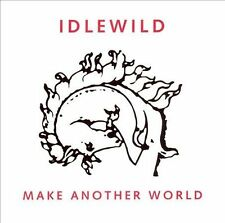 IDLEWILD - MAKE ANOTHER WORLD  CD  10 TRACKS INDEPENDENT ROCK  NEW+