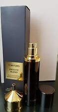 TOM FORD TUSCAN LEATHER PERFUME 12 ML OFFICIAL ATOMIZER (1 LEFT) FREE SHIP