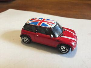 Realtoy BMW New Mini diecast car 1/56
