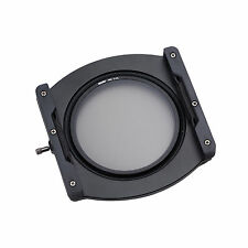 Nisi V5 100mm Pro System Filter Holder + 67,72,77,82mm Adaptor Ring + CPL + Case