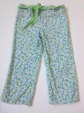 Girls Lilly Pulitzer Monkey Capri Pants size 8