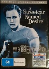 A Streetcar Named Desire (DVD, 2006, 2-Disc Set)  BRAND NEW & SEALED