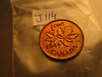 Canada 1944 High Grade Small Cent IDJ114.