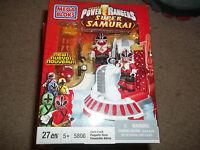 Super Samurai Power Rangers Hero Pack Red Mega Bloks  New