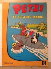 Petzi ( Rasmus Klump ) Comic Magazine 1970 french