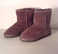 Kids Ugg Australia K Classic Short Gray Boots 5825k Size 13