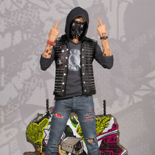 Puerarts Watch Dogs 2: Hacktivist Wrench Statue Figure NEW SEALED