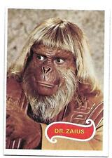 PLANET OF THE APES MOVIE CARD NO 4 DR. ZAIUS  TOPPS NRMINT+ 5082