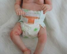 1pc Newborn Cloth Diaper Nappy Boy Girl Toy for 16-22'' bebe Reborn Baby Doll