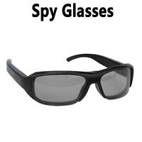 HD Polarized Video Spy Camera SunGlasses Digital Audio Recorder DV Camcorder TF