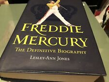 More details for queen freddie mercury the definitive biography book