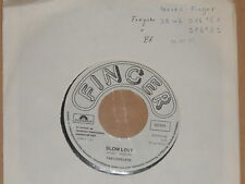 "THE LOVELETS -Slow Love- 7"" 45 Finger Archiv mint"