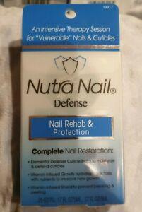 Nutra Nail Defense - Nail Rehab & Protection Cuticle Balm Vitamin Infused Growth