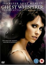 GHOST WHISPERER  - COMPLETE  SEASON 1 - DVD - UK Region 2 / sealed
