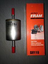 Fram G8119 Gas Filter fits Dodge Chrysler OE 4582679