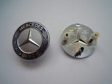 2 Original Mercedes-Benz  Emblem 38 mm  A2228170116   NEU