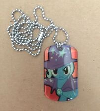 My Little Pony Dogtag Necklace Trixie #9 Friendship is Magic