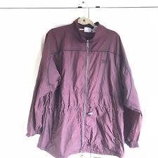 Mens Vintage Reebok Waterproof Jacket Size L Perfect Condition