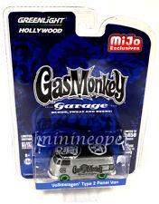 GREENLIGHT 51148 B GAS MONKEY GARAGE VW VOLKSWAGEN TYPE 2 PANEL VAN 1/64 Chase