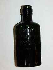 SMALL GREEN BOTTLE GORDON'S SPECIAL DRY LONDON GIN U801 UG814