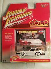 "2016 Johnny Lightning 1981 Datsun 280ZX 208ZX ""Error"" Turbo White Lightning RARE"