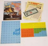 STRATEGY & TACTICS Magazine 85 FIGHTING SAIL SEA COMBAT 1775 1815 Game UNPUNCHED